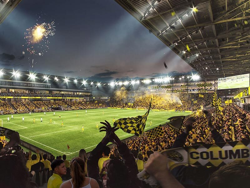 Vertiv Teams Up with Columbus Crew SC as Founding Partner and Supplier of Data Center Infrastructure for New Crew Stadium Image